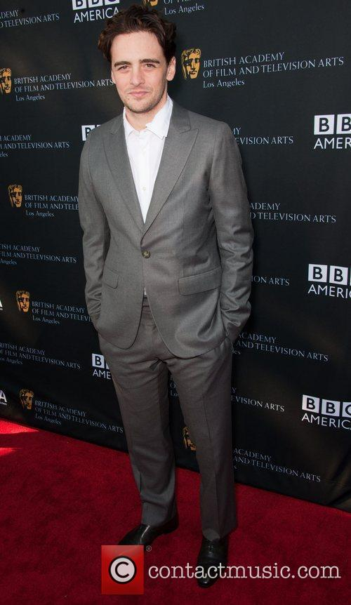Vincent Piazza and Bafta 1
