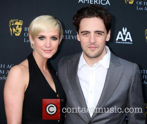 Ashlee Simpson, Vincent Piazza and Bafta 5