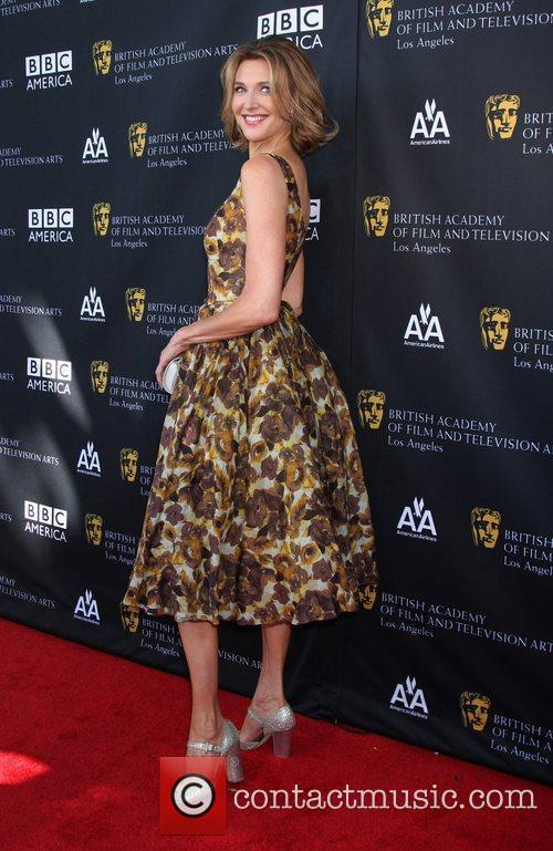 Brenda Strong and Bafta 5