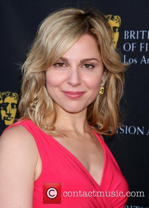 Cara Buono and Bafta 8
