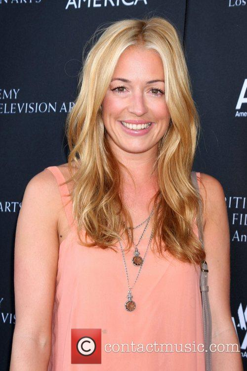 Cat Deeley and Bafta 1