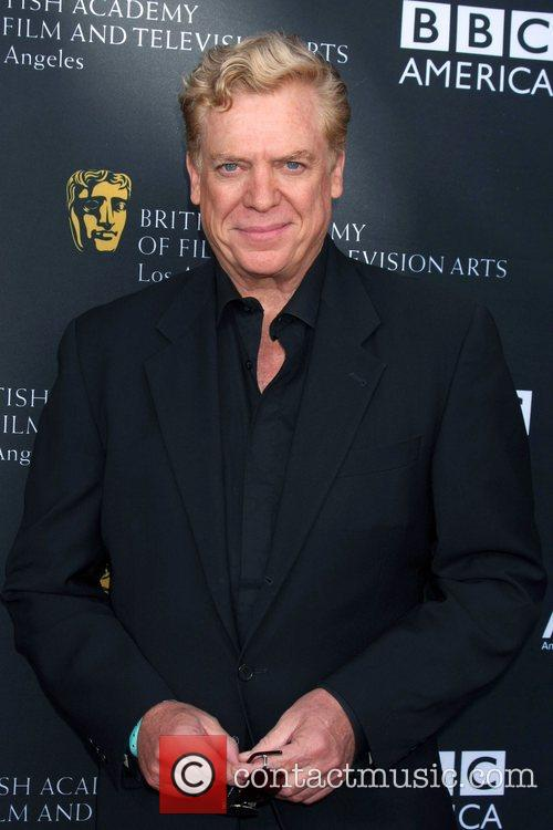 Christopher Macdonald and Bafta 1
