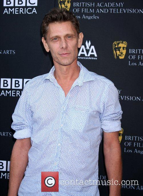 Jamie Harris and Bafta 1