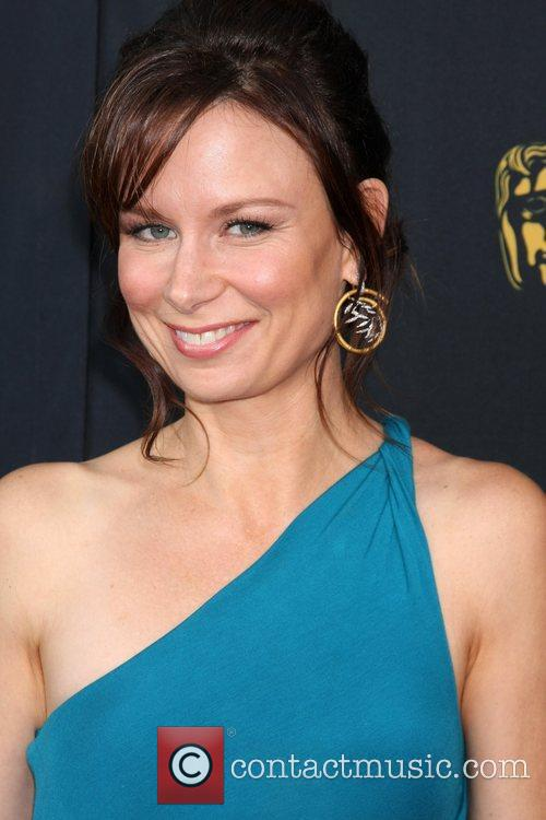 Mary Lynn Rajskub and Bafta 1