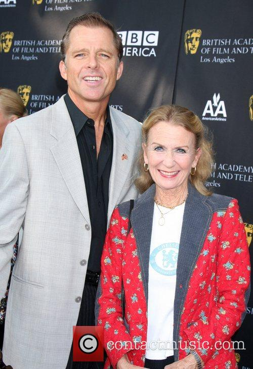 Maxwell, Juliet Mills and Bafta 11