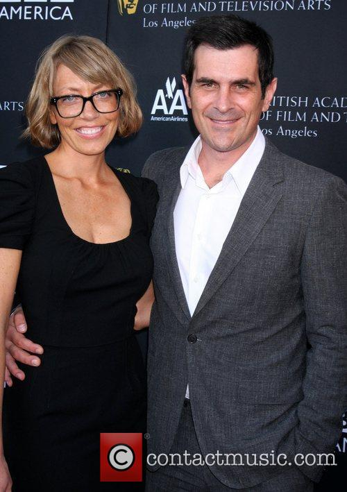 Ty Burrell and Bafta 1