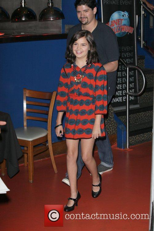 Bailee Madison promotes her new film 'Don't Be...