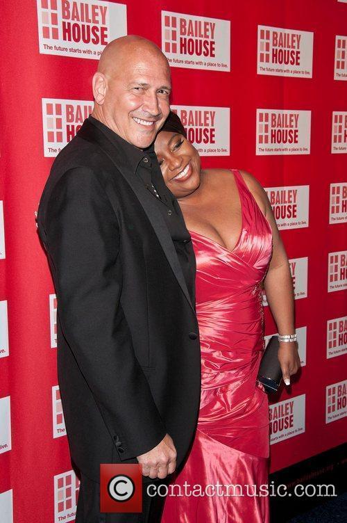Carmen Marc Valvo and Sherri Shepherd 2