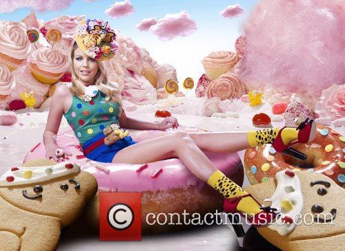 Lydia Rose Bright poses in 'Land of Bake...