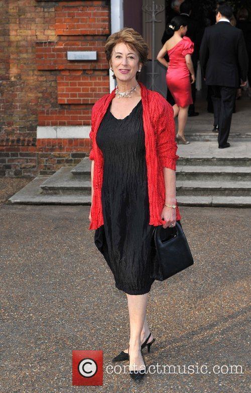 Maureen Lipman English National Ballet - summer party...