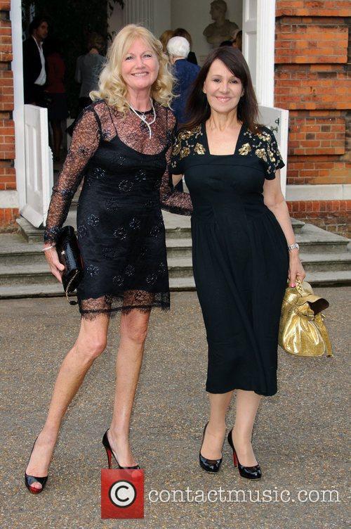 Arlene Phillips English National Ballet - summer party...