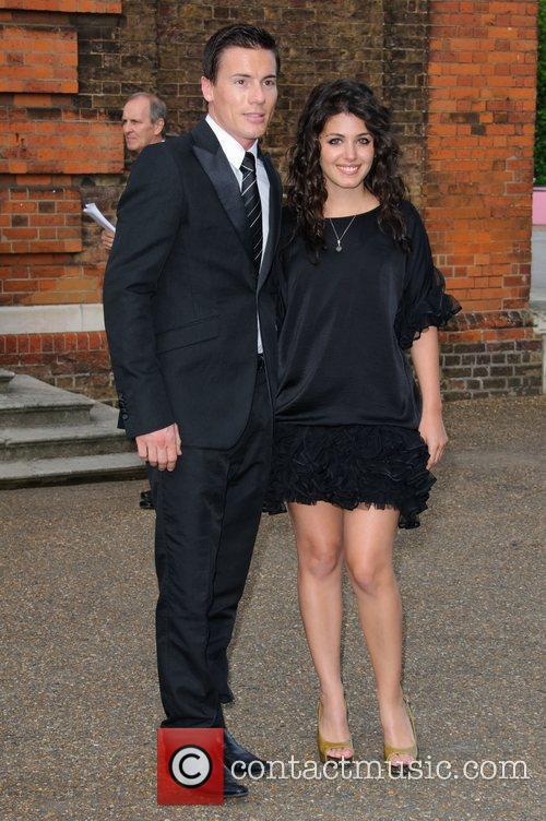 James Toseland and Katie Melua English National Ballet...