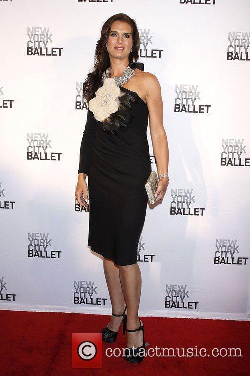 Brooke Shields  New York City Ballet's Spring...