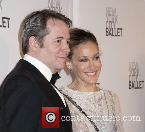 New York City Ballet's Spring Gala held at...