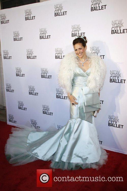 Alexandra Lebenthal New York City Ballet's Spring Gala...