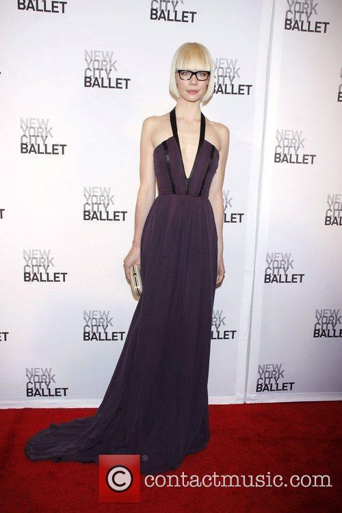 Erin Fetherston New York City Ballet's Spring Gala...
