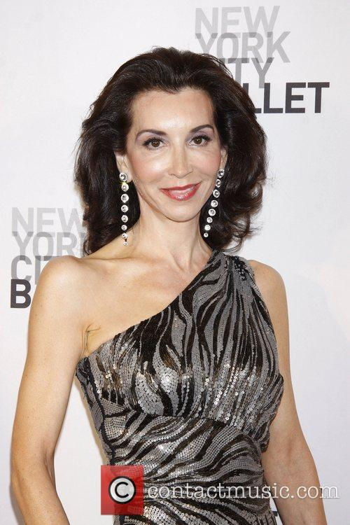 Fe Fendi New York City Ballet's Spring Gala...