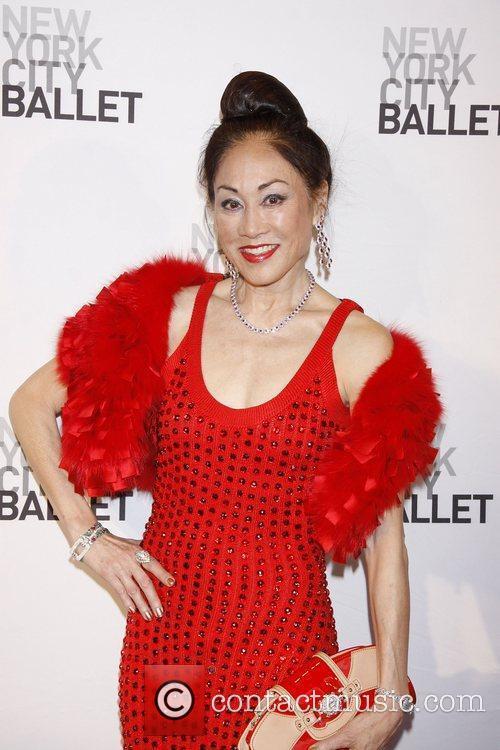Lucia Hwong Gordon New York City Ballet's Spring...