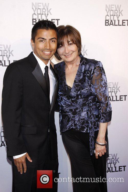 Shaun Taylor-Corbett and Lynne Taylor-Corbett New York City...