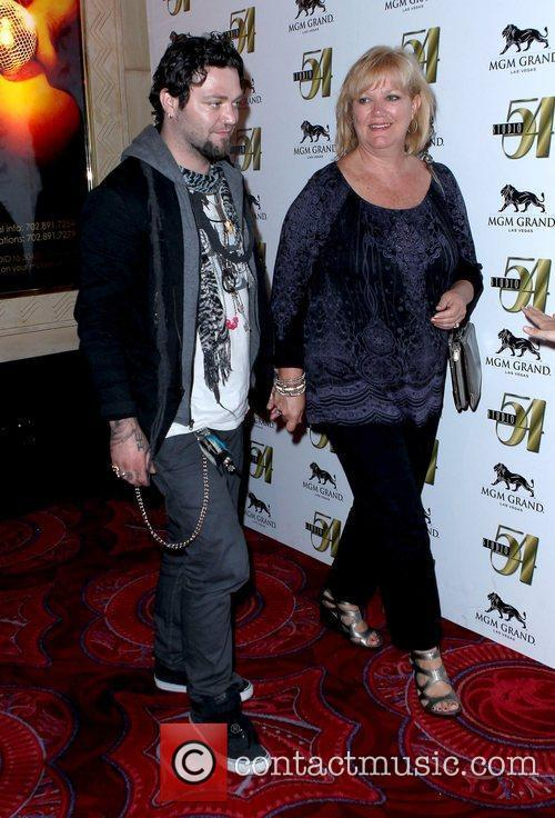Bam Margera and April Margera