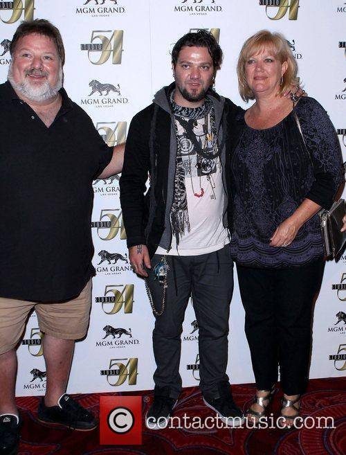 Phil Margera, April Margera and Bam Margera 1