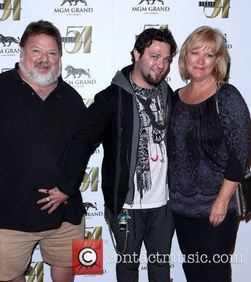 Phil Margera, April Margera and Bam Margera 2