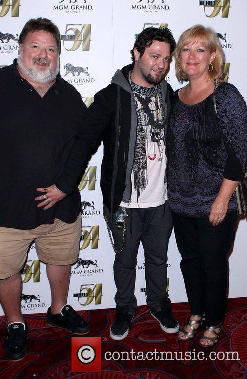 Phil Margera, April Margera and Bam Margera 3