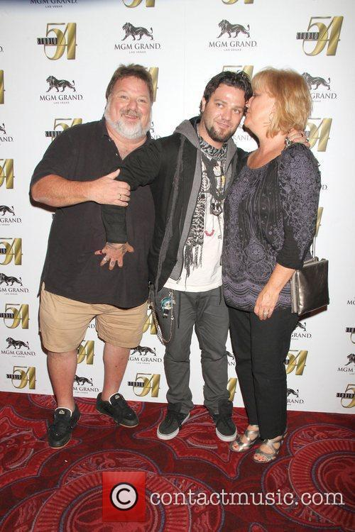 Phil Margera, April Margera, Bam Margera