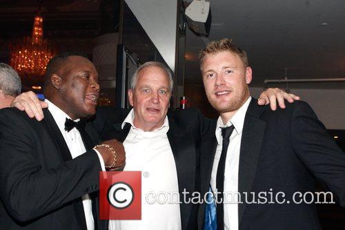 Devon Malcolm, John Emburey, Freddie Flintoff 25th anniversary...
