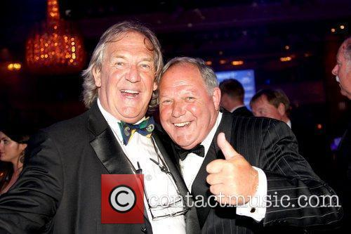 David English and Barry Fry 25th anniversary dinner...