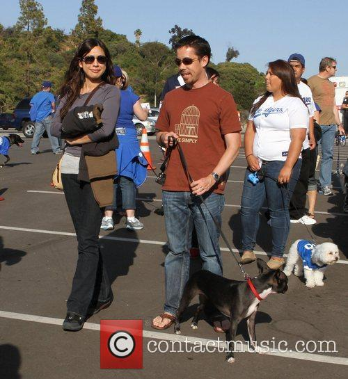 2nd Annual Bark In The Park held at...