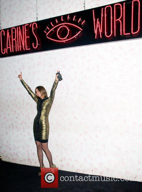 Barneys New York Celebrates Carine Roitfeld - Arrivals