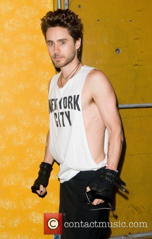 Jared Leto Barneys New York Celebrates Carine Roitfeld...