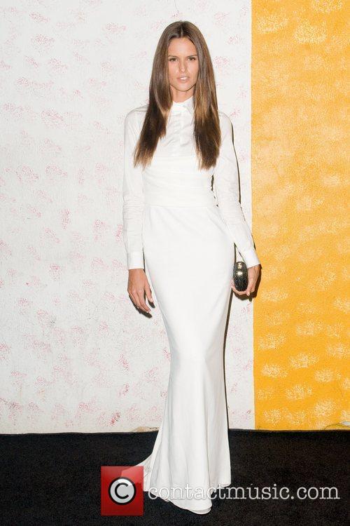 Izabel Goulart Barneys New York Celebrates Carine Roitfeld...