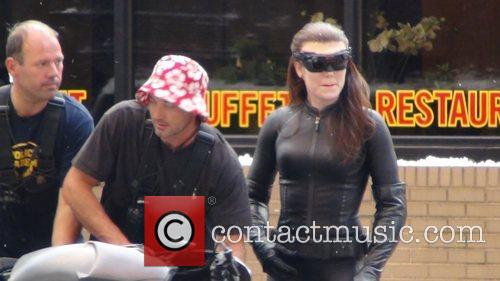 Anne Hathaway, Batman and Catwoman 3