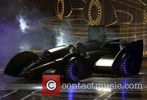 The launch of Batman Live at The O2...