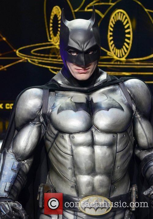Batman (Nick Court) The launch of Batman Live...