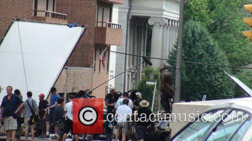 'Dark Knight Rises' filming in Pittsburgh