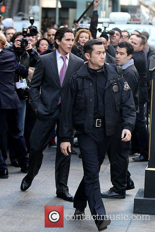 Christian Bale, Batman, Joseph Gordon-Levitt, The Dark Knight