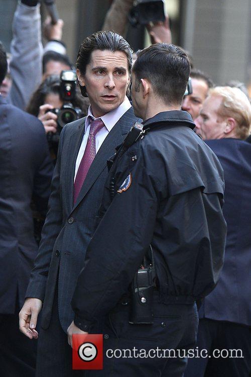 Christian Bale, Batman, Joseph Gordon-Levitt and The Dark Knight 6