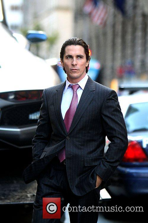 Christian Bale, Batman and The Dark Knight 3