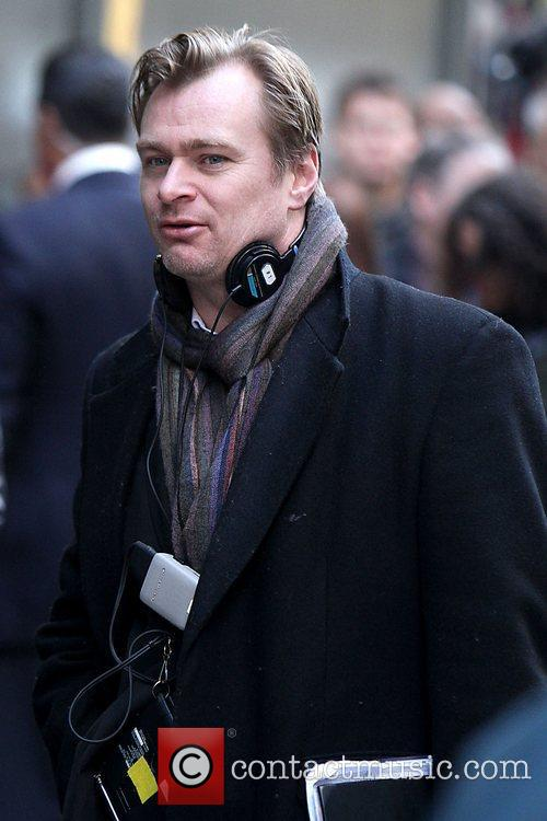 Christopher Nolan, Batman, The Dark Knight