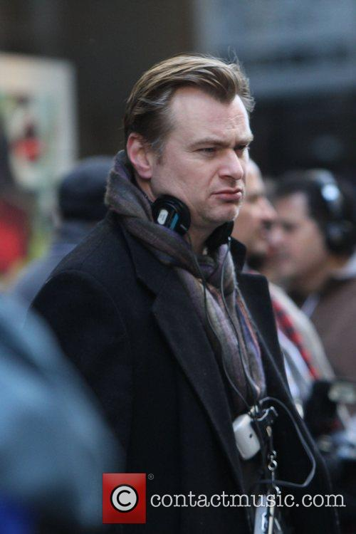 Christopher Nolan, Batman and The Dark Knight 1