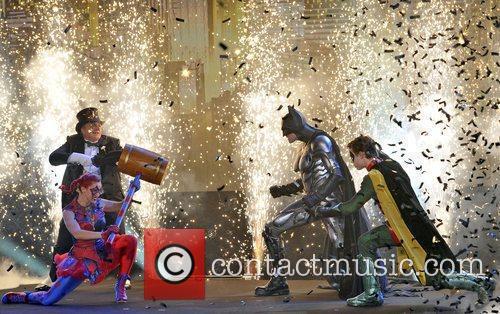 Batman, Manchester Evening News Arena