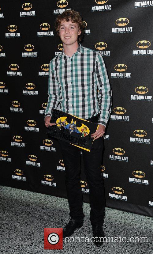 Ben Ryan Davies    'Batman Live'...
