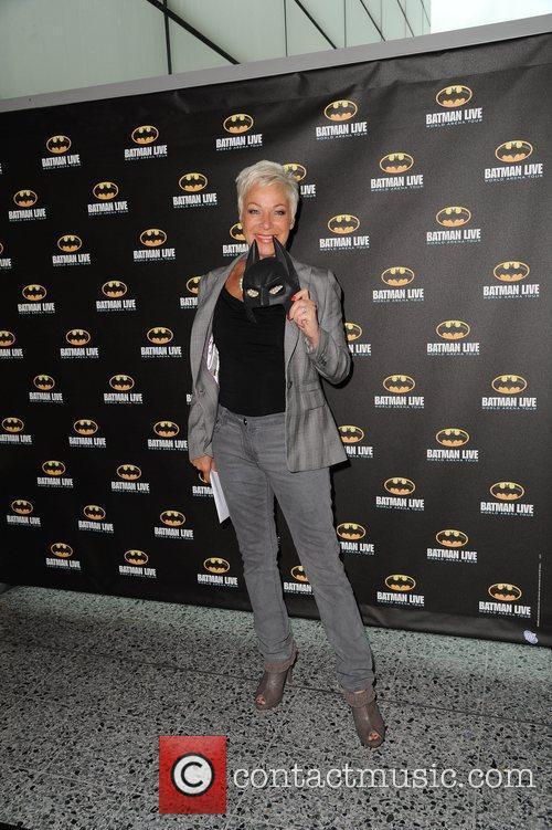 Denise Welch  'Batman Live' World Premiere at...