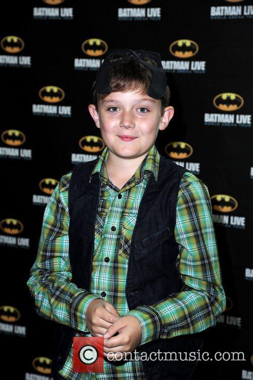 Ellis Hollins   'Batman Live' World Premiere...