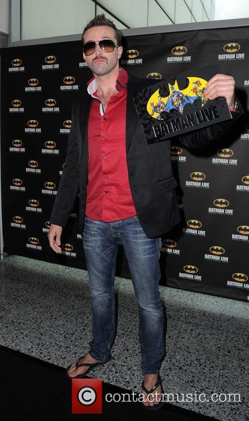 Emmett J. Scanlan 'Batman Live' World Premiere at...
