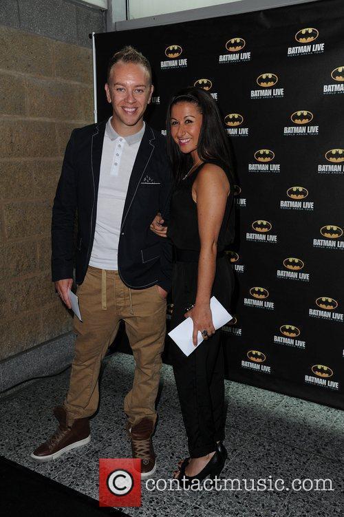 Daniel Whiston and Hayley Tamaddon  Hayley Tammadon...