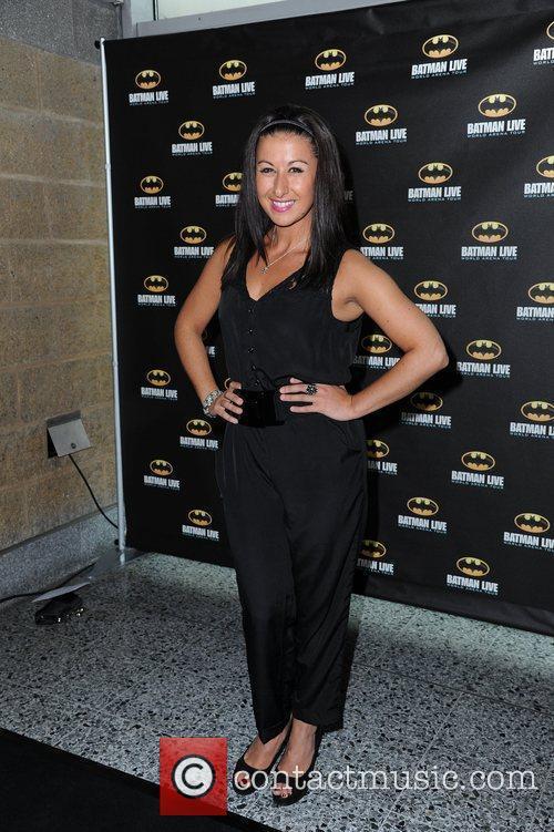 Hayley Tamaddon  'Batman Live' World Premiere at...